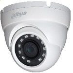 CCTV CAMERA DOME IP 3MP WHITE