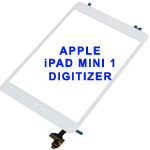 IPAD MINI 1 DIGITIZER WHITE