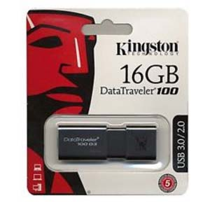 KINGSTON DT100-G2 16GB USB