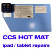 hot mat for phone tablet repairs temperature controlled