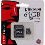KINGSTON 64GB SDHC MICRO SD CARD