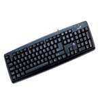 Genius KB-06XE Slender Desktop Keyboard USB Black