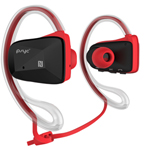 PSYC Elise SX Red Bluetooth wireless sports headphones