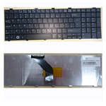 FUJITSU LAPTOP KEYBOARD FOR AH530 BLACK UK