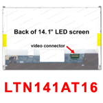 LTN141AT16 FOR DELL E6410