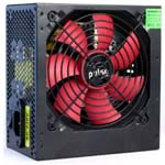 PULSE 500W PSU, 120MM SILENT RED FAN,