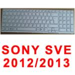 SONY LAPTOP KEYBOARD SVE15 WHITE UK