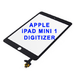 IPAD MINI 1 DIGITIZER BLACK