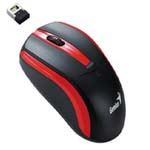 Genius NS-6005 Wireless USB Mouse (RED)