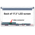 "N173FGE-L23 17.3"" LED BACK LEFT"