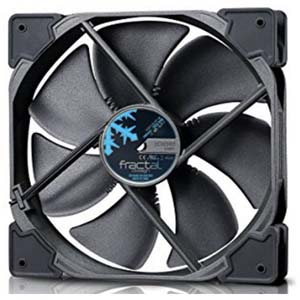 Fractal Design Venturi HP-14 Cooling Fan - Black