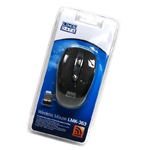 LMS Data LMK-363 USB Wireless Optical Mouse with Nano Reciever