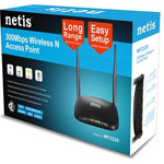 Netis WF2220 300Mbps PoE Wireless N Access Point
