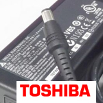 TOSHIBA 15V 5A LAPTOP CHARGER