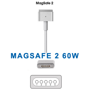 APPLE REPLACEMENT MAG 2 60W CHARGER