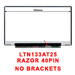 "LTN133AT25 13.3"" 40PIN RAZOR NO BRACKETS"