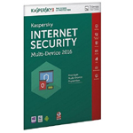 KASPERKSY INTERNET SECURITY 1 YR 5 USER