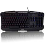 Spectrum 3 in 1 colour gaming style LED Keyboard