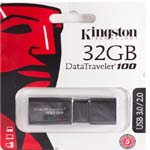 KINGSTON DT100 G2 32GB USB DRIVE