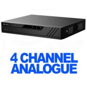 CCTV DVR 4 CHANNEL 5MP ANALOGUE