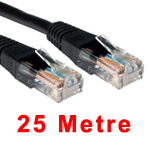 CAT5e NETWORK CABLE 25M