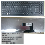 Sony Vaio VPC-S125EC Sony Vaio VPC-S123FGB Sony Vaio VPC-S121GL//B Sony Vaio VPC-S121GLB Keyboards4Laptops UK Layout Pink Frame White Laptop Keyboard Compatible with Sony Vaio VPC-S121GL